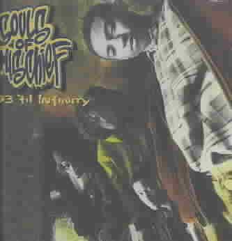93 TIL INFINITY BY SOULS OF MISCHIEF (CD)