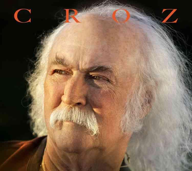 CROZ BY CROSBY,DAVID (CD)